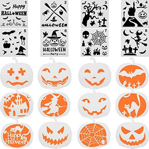 Acquista Stencil di Halloween su Amazon