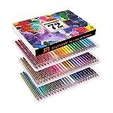 Set di matite colorate 48/72/120/160, le Migliori matite colorate per artisti, fumetti, illustrazione, Interior Designer, studente, Arte