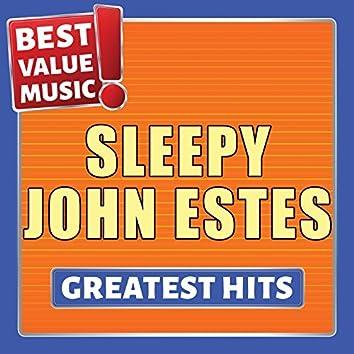Sleepy John Estes - Greatest Hits (Best Value Music)