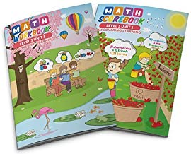 Discovering Learning- Fun MATH Program - Level 3 Unit 1 (ages 7-9) - Scorebook and Workbook