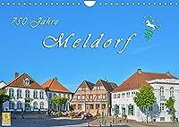 750 Jahre Meldorf (Wandkalender 2022 DIN A4 quer): Erfreuen Sie sich an Fotografien von vielen denkmalgeschuetzten Bauwerken in Meldorf, der charmanten Stadt an der Nordseekueste von Schleswig-Holstein. (Monatskalender, 14 Seiten )