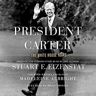 President Carter audiobook cover art