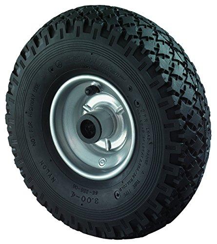 BS Rollen C90.201 Luftrad, Rillenprofil, Radkörper Stahl, Ø 200 mm, Rollenlager