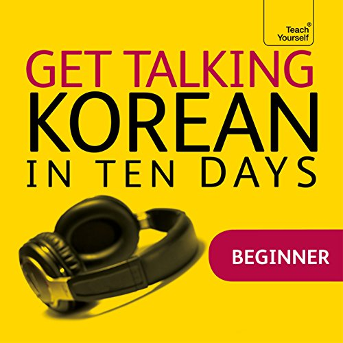 Get Talking Korean in Ten Days cover art