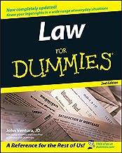 Law For Dummies PDF