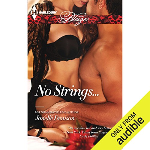 No Strings... audiobook cover art