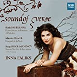 Sound of Verse: Piano Music by Pasternak, Ravel and Rachmaninov