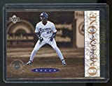 1995 Upper Deck #4 One on One Michael Jordan Speed White Sox Rookie Card - Mint Condition Ships in a Brand New Holder