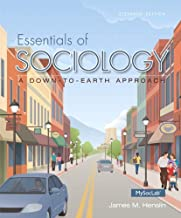 Essentials of Sociology: A Down-to-Earth Approach, Plus NEW MySocLab with Pearson eText -- Access Card Package (11th Edition)