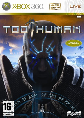 Microsoft  Too Human, Xbox 360, ES