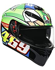 AGV K-3 SV Rossi Mugello 2017 Helm