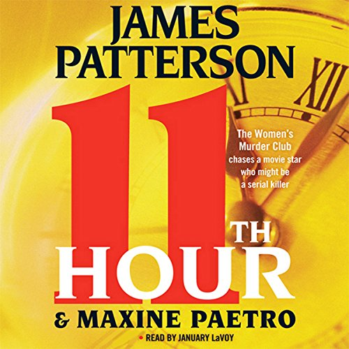 11th Hour audiobook cover art