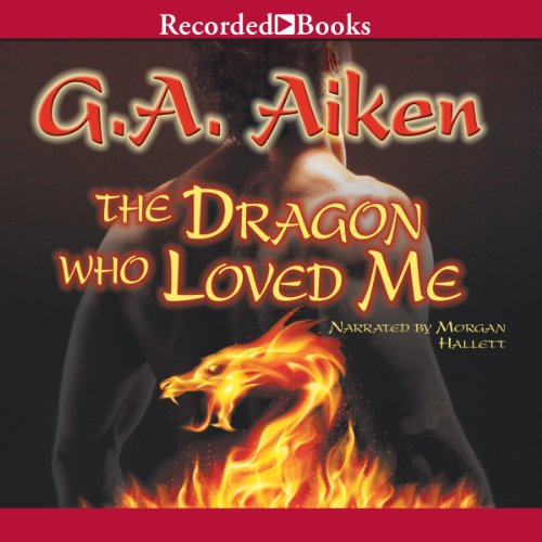 The Dragon Who Loved Me audiobook cover art