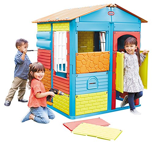Image of Little Tikes Build-a-House
