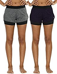 Activewear for Women - Yoga Shorts