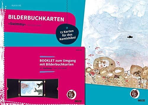 Bilderbuchkarten »Swimmy« von Leo Lionni: Mit Booklet zum Umgang mit 12 Bilderbuchkarten für das Kamishibai