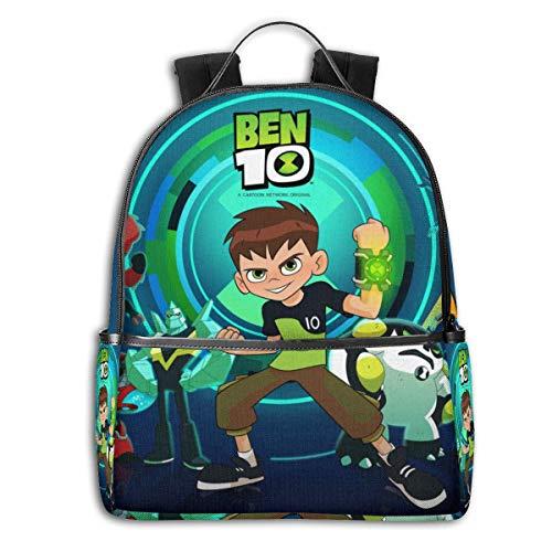 Kids/Youth School Backpack Ben-10 Children Travel Daypack For Boys/Girls/women/men