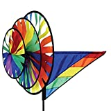 Elliot 1015963 Windspiel Triple Spinner - Rainbow