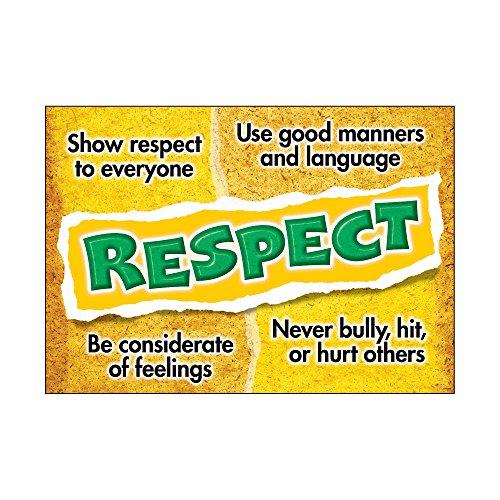 Tendance Entreprises T-A67303 affiche de Respect