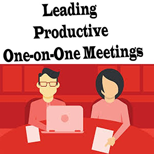 Leading Productive One-on-One Meetings audiobook cover art