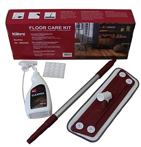 KÄHRS Floor Care Kit PflegeSet