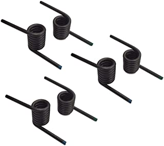 Three (3) Pairs (3 Left and 3 Right) of Heavy-Duty Trailer Spring Coils Featuring 2000 lbs Torque