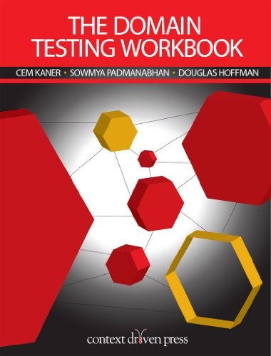 The Domain Testing Workbook (English Edition)