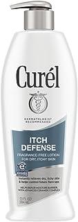 CurÃl Itch Defense آرام بخش بدن برای پوست خشک ، خارش دار ، 13 Fl Oz
