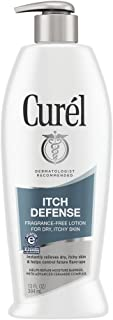 CurÃl Itch Defense Calming Body Lotion for Dry, Itchy Skin, 13 Fl Oz