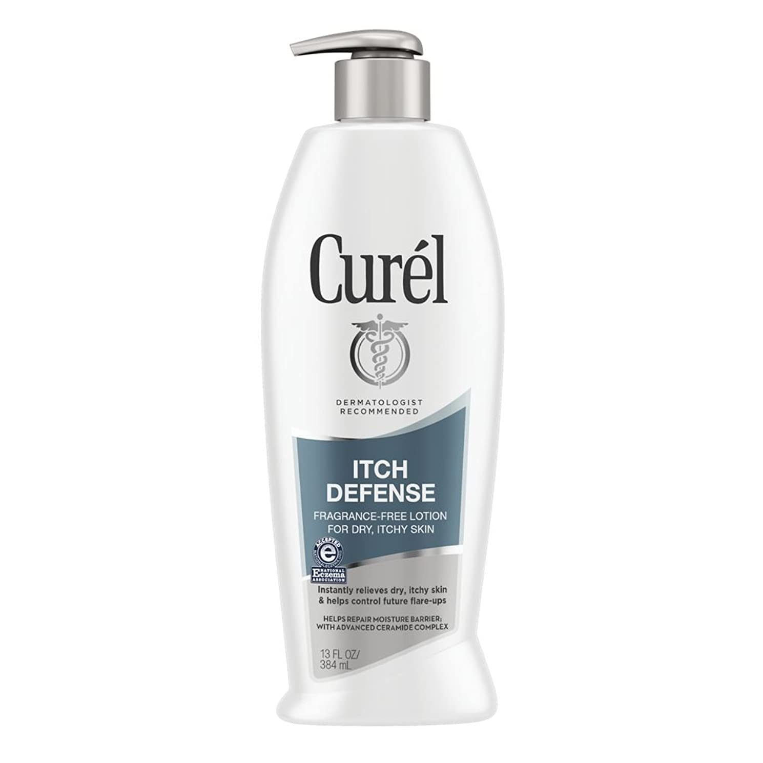 重大取り付け価値のないCurel Itch Defense Lotion 385 ml Lotion
