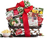 Wine Country Gift Baskets The Season's Greetings Gourmet Gift Basket, Gourmet Food, 20 Piece Set, (Pack of 1), 1 Count