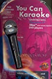 You can karaoke Mic and DVD - Playstation 2 - PAL