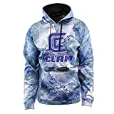 Clam Corporation 14521 Clam Pro Hoody - Med - one Size