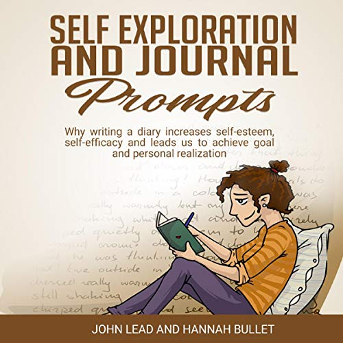 Self Exploration and Journal Prompts audiobook cover art