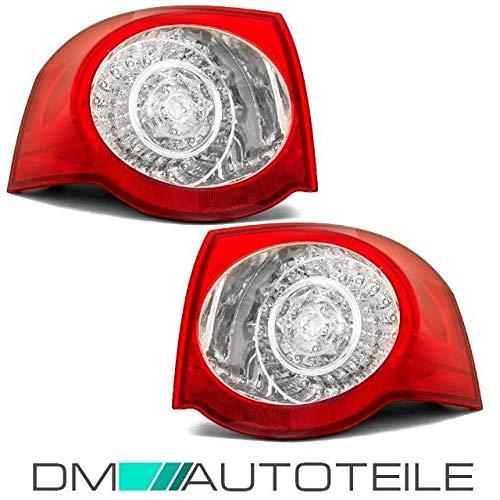 DM Autoteile Passat 3C Variant LED Rückleuchten Heckleuchten SET AUßEN 05-10 HELLA VERSION