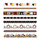 Magic Await Layered Border Embellishments Pack Amusement Theme Park Theme Photo Safe Creative Memories Boarders 8 Pack