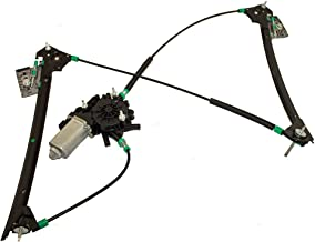 Power Window Lift Regulator with Motor Assembly Passenger Replacement for 97-04 Chevrolet Corvette C5 15781690