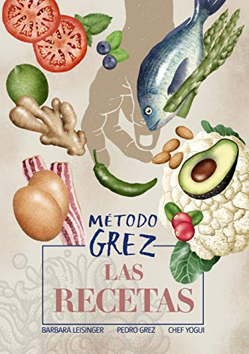 Portada del libro Método Grez: Las recetas de Pedro Grez