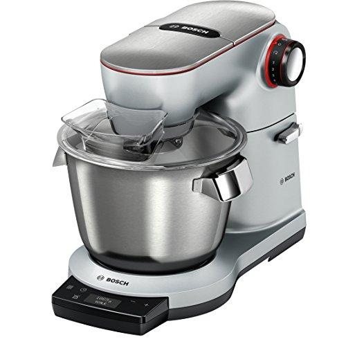 Bosch Home Optimum MUM9DX5S31 Küchenmaschine, Silber