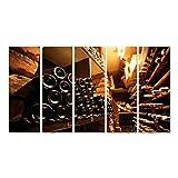 islandburner Bild Bilder auf Leinwand Der Weinkeller
