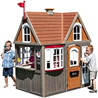 KidKraft Greystone Cottage Playhouse