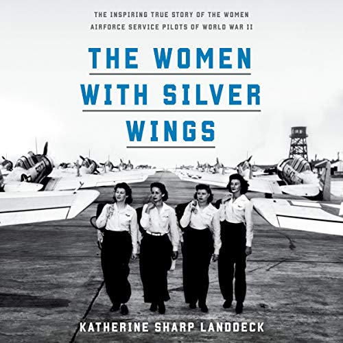 The Women with Silver Wings cover art