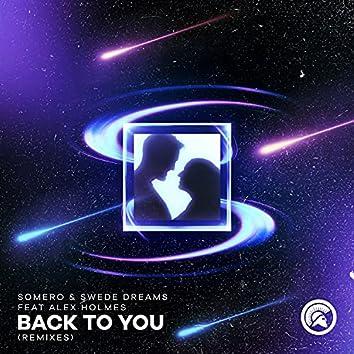 Back To You (Remixes)