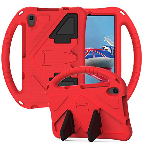 Funda para tablet Lenovo Tab M8 TB-8505F/X (HD) para niños, duradera, ligera, a prueba de golpes, con mango protector para M8 TB-8505F TB-8505X