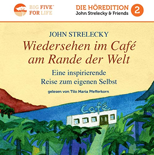 Wiedersehen im Café am Rande der Welt [Meeting Again in the Cafe on the Edge of the World] audiobook cover art