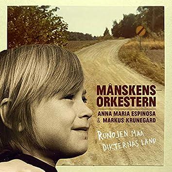 Runojen Maa - Dikternas Land (Feat. Anna Maria Espinosa & Markus Krunegård)