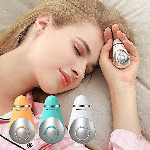 Cahot Sleep Aid Instrument for Adults Insomnia, Help Fall Asleep, Rechargeable Sleeping Machine with Micro-Current for Fast Asleep