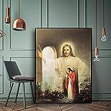 Cuadro en lienzo europeo Carteles e impresiones vintage Imagen de arte de pared...
