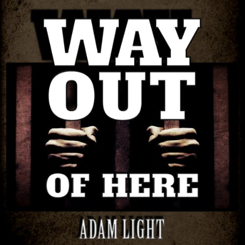 Way Out of Here audiobook cover art