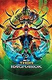 Trends International Marvel Cinematic Universe - Thor: Ragnarok - One Sheet Wall Poster, 22.375' x 34', Premium Unframed Version